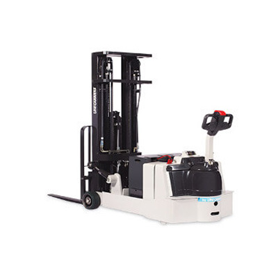 WXC Electric Walkie Counterbalanced Stacker