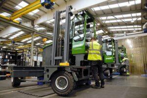 COMBiLiFT XLE Electric Forklift